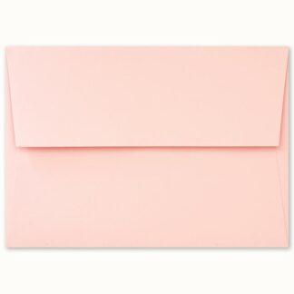 Rosa Couvert für grosse Karten
