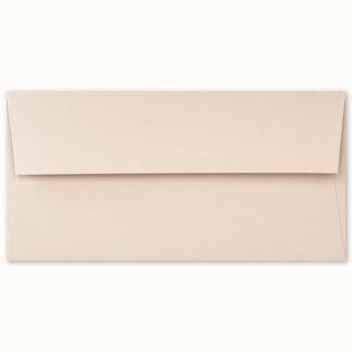 Dunstfarbenes Couvert für lange Karten